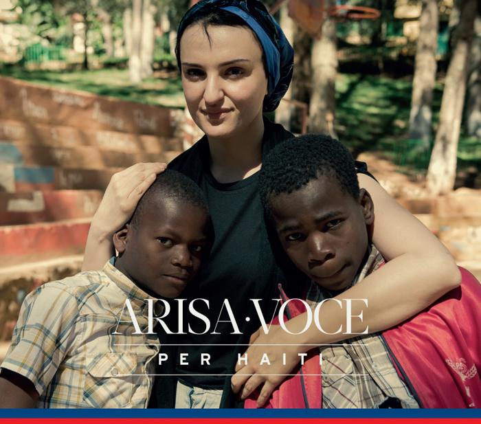 arisa - voce per haiti