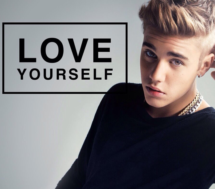 justin bieber - love yourself